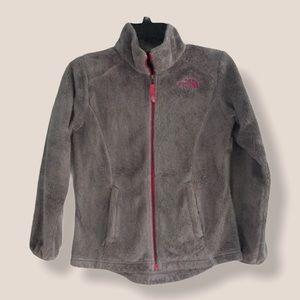 Kids North Face Fleece Jacket